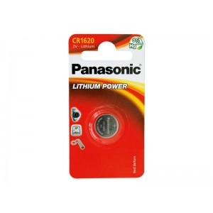 Batéria CR1620 PANASONIC lithiová 1BP