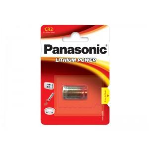 Batéria CR2 PANASONIC lithiová 1BP