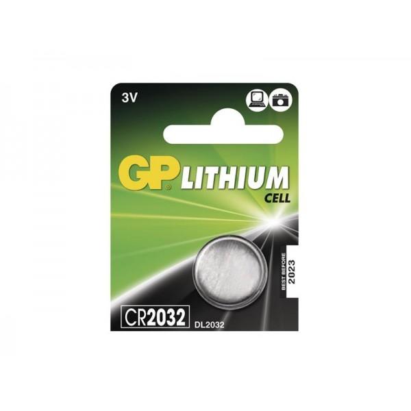Batéria CR2032 GP lítiová