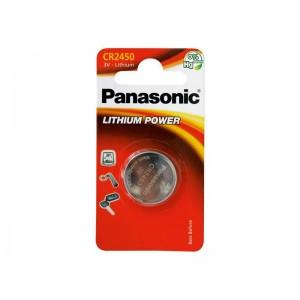 Batéria CR2450 PANASONIC lithiová 1BP