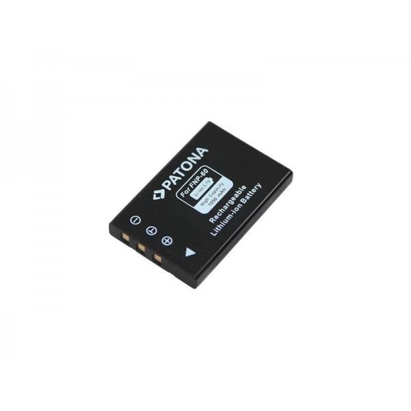 Batéria FUJI NP-60 1050mAh PATONA PT1015