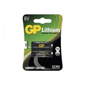 Batéria foto lithiová 2CR5 GP