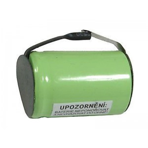 Batéria nabíjacia NiMH 4/5SC 1,2V/2800mAh pásk.vývody 23x34mm