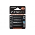Batérie 3HCCE/4BE ENELOOP PRO AA 4x PANASONIC nabíjacie