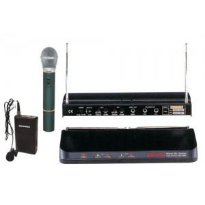 Bezdrôtový mikrofón WR202R+VXM286+WT203P