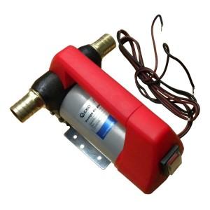 Čerpadlo na naftu, 12V, 155W, 40l/min, plastová rukoväť, GEKO