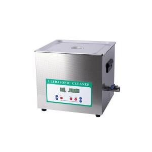 Čistička ultrazvuková ELASON 15L 28kHz digitálne RAZANTNÝ ČISTENIE