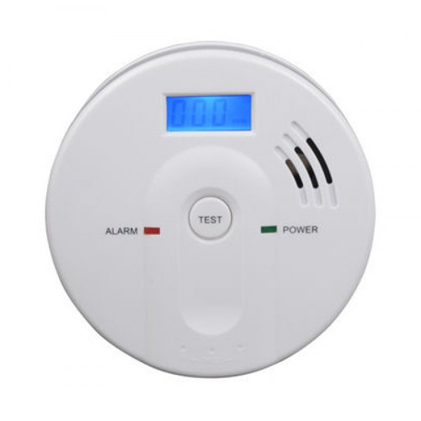 Detektor oxidu uhoľnatého s alarmom, CO-603, EN50291