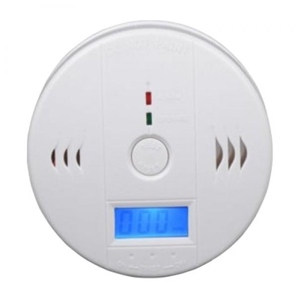 Detektor oxidu uhoľnatého s alarmom, hlásič Hutermann ALARM CO-602 EN50291