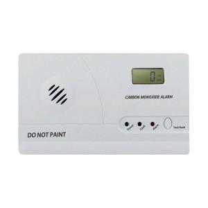 Detektor oxidu uhoľnatého s alarmom, pamäť, CO-86, EN50291
