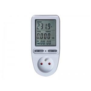 Digitálny merač spotreby elektrickej energie Geti GPM01