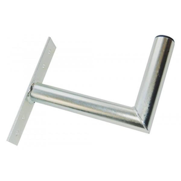 Držiak antén na stenu 25 s pásom priemer 42mm žiar.
