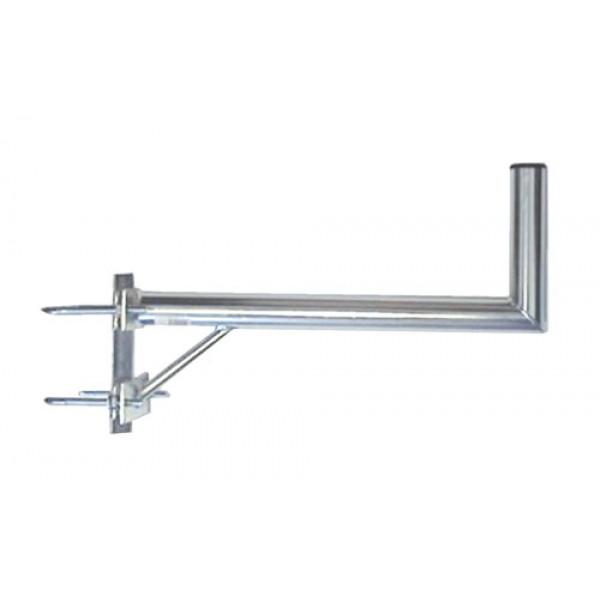 Držiak antén na stožiar 50 s vinklom a dva strmene priemer 42mm