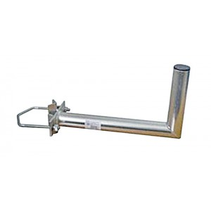 Držiak antén na stožiar s vinklom priemer 42mm