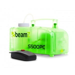 Efekt výrobník hmly BeamZ S-500PC