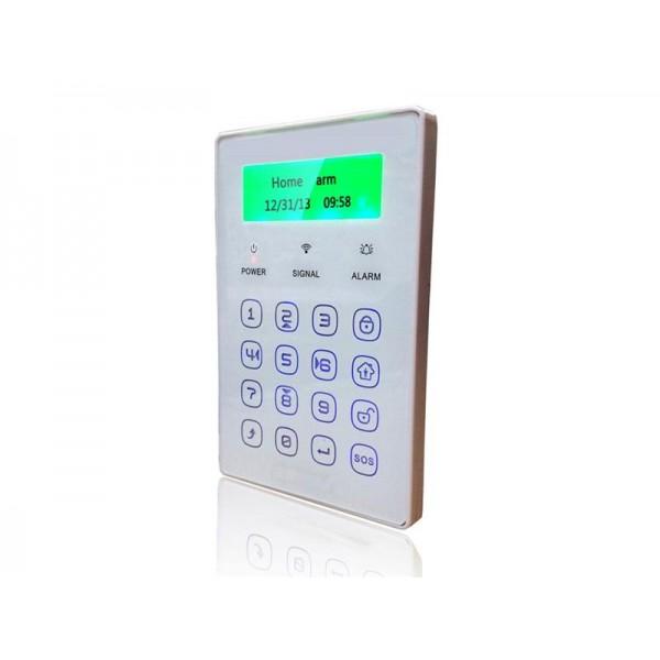 Externá klávesnica s LCD bezdrôtová iGET SECURITY P13