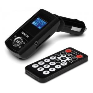 FM modulátor do auta SENCOR SWM 160