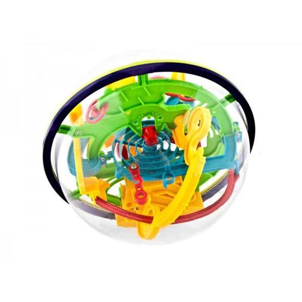 Hlavolam 3D Tramtária 100 (bludisko)