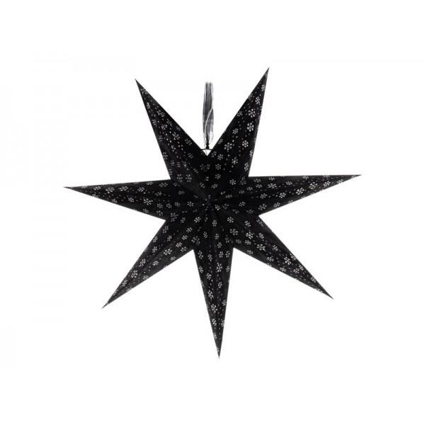 Hviezda čierna 10LED RETLUX RXL 342 WW