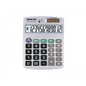 Kalkulačka stolná Sencor SEC 367/12 DUAL