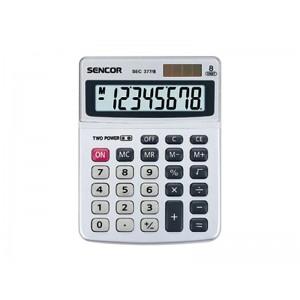 Kalkulačka stolová SENCOR SEC 377 8 DUAL