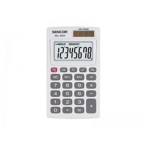 Kalkulačka vrecková SENCOR SEC 255/8 DUAL