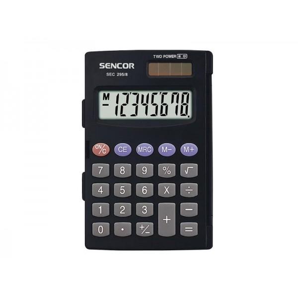 Kalkulačka vrecková SENCOR SEC 295 8 DUAL