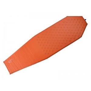 Karimatka samonafukovacia 183x51x3cm oranžová