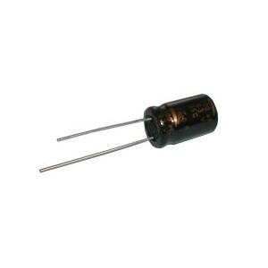 Kondenzátor elektrolytický 100M 63V 8x14 rad.C