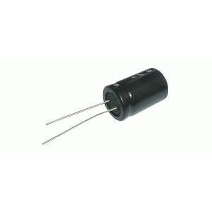 Kondenzátor elektrolytický 1G 63V 16x26-7.5 105*C rad.C