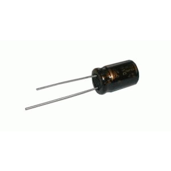 Kondenzátor elektrolytický 22M 25V 6x12-2.5 iskra rad.C