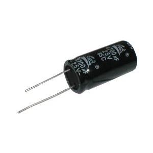 Kondenzátor elektrolytický 470M 100V 16x32-7.5 rad.C