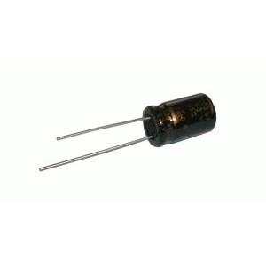 Kondenzátor elektrolytický 47M 63V 8x12-3.5 rad.C