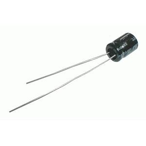 Kondenzátor elektrolytický NP 4M7 50V 7x12-2 Jam.NK DOPREDAJ