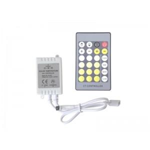 LED kontroler pre led pásiky 3527 variabilný