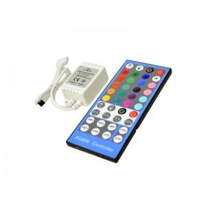LED ovládač - RGBW kontroler pre led pásiky