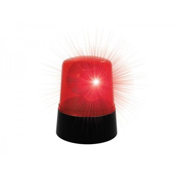Majáčik rotujuci Party Fun Lights červený