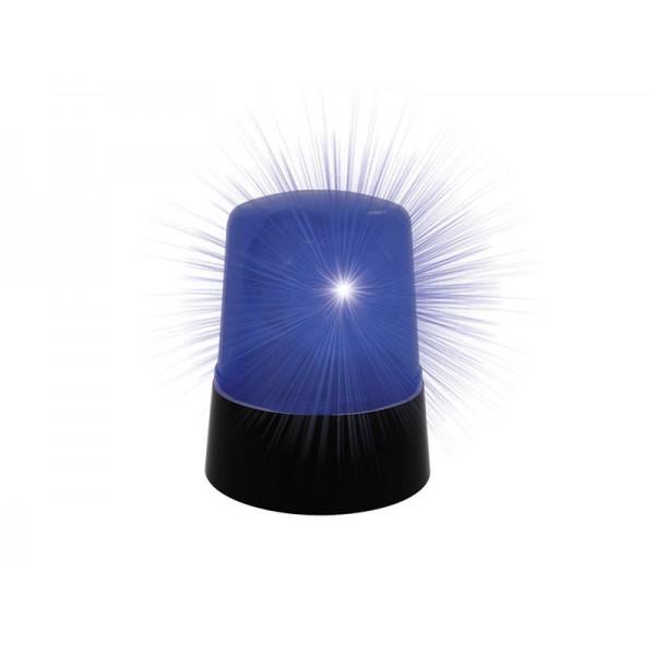 Majáčik rotujuci Party Fun Lights modrý