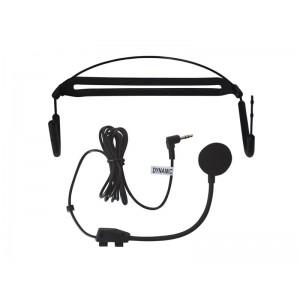 Mikrofón HM-26L náhlavný dynamický