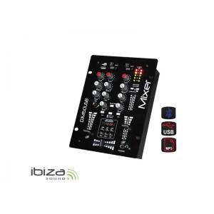 Mixážny pult IBIZA DJM150USB-BT