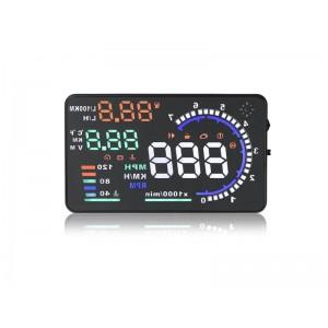 """Monitor do auta s HUD projekčným displejom 5,5"""""""