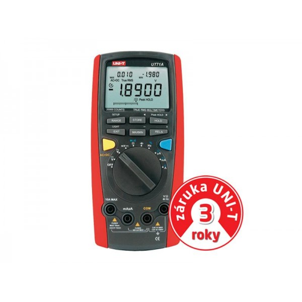 Multimeter UNI-T UT 71A