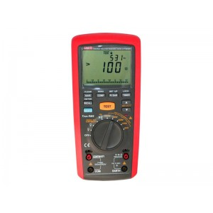 Multimeter UNI-T UT505B tester izol.odporu