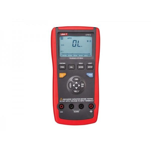Multimeter UNI-T UT612 RLC, USB, automat