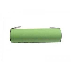 Nabíjací článok NiMH AA 1,2 V / 2200mAh pásk. vývody