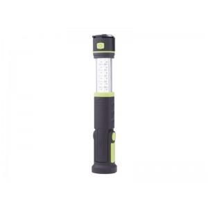 Nabíjacie svietidlo LED E704, 12 SMD + 6 LED