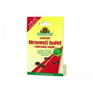 Náplň náhradná pre mravce NEUDORFF LOXIRAN 20 ml