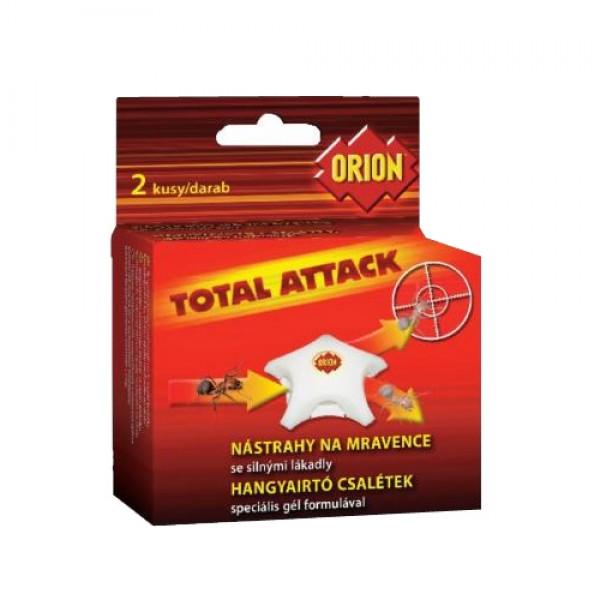 Nástraha na mravce Total attack 2 kusy
