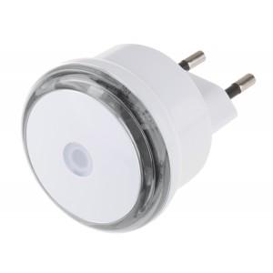 Nočné svetlo s fotosenzorom do zásuvky 230V, 3x LED