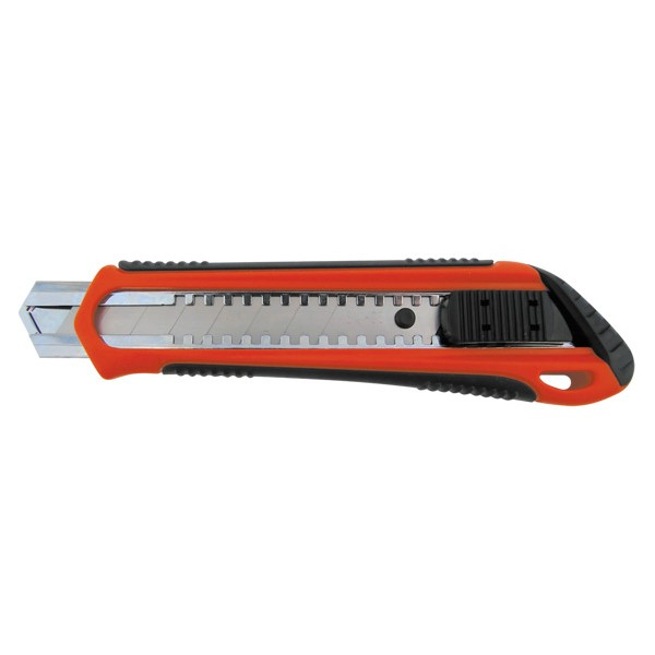 Nôž ulamovací 18mm plastový s kov.výztuhou